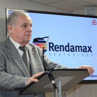 Конденсационные котлы Rendamax