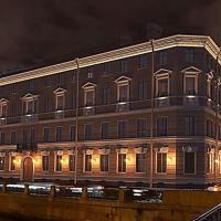 Запущена в эксплуатацию крышная котельная отель Lotte Санкт-Петербург