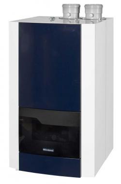 Газовые настенные конденсационные котлы Rendamax R40 45-150 кВт